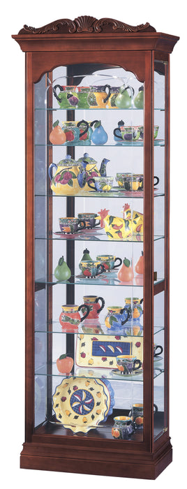 Howard Miller Hastings Curio Cabinet 680342 - Curios And More