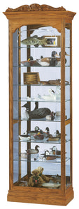 Howard Miller Cumberland Curio Cabinet 680344 - Curios And More