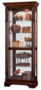 Howard Miller Bernadette Curio Cabinet 680501 - Curios And More
