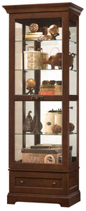 Howard Miller Manford Curio Cabinet 680523 - Curios And More
