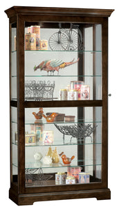 Howard Miller Tyler III Curio Cabinet 680536 - Curios And More