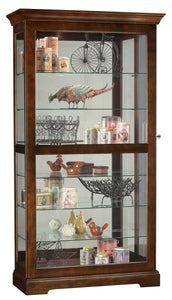 Howard Miller Tyler Curio Cabinet 680537 - Curios And More