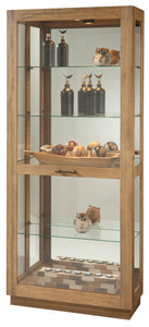 Howard Miller Marsh Bay Curio Cabinet 680545 - Curios And More