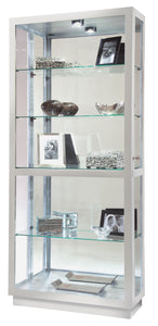 Howard Miller Jayden II Curio Cabinet 680576 - Curios And More