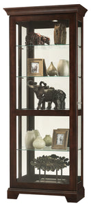 Howard Miller Berends III Curio Cabinet 680579 - Curios And More