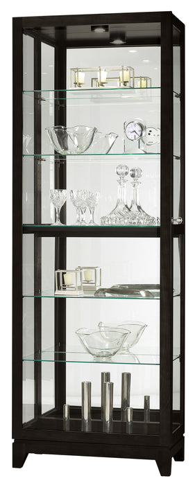 Howard Miller Luke IV Curio Cabinet 680629 - Curios And More