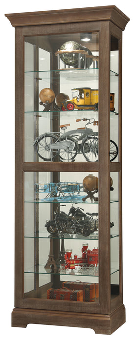 Howard Miller Martindale IV Curio Cabinet 680635 - Curios And More