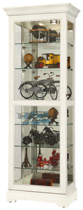 Howard Miller Martindale V Curio Cabinet 680636 - Curios And More