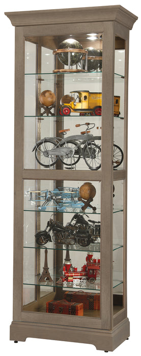 Howard Miller Martindale VI Curio Cabinet 680637 - Curios And More
