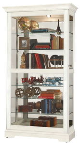 Howard Miller Tyler IV Curio Cabinet 680639 - Curios And More