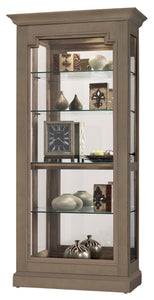 Howard Miller Caden III Curio Cabinet 680651 - Curios And More