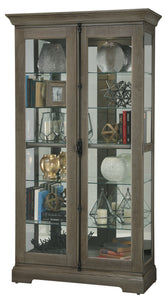 Howard Miller Waylon II Curio Cabinet 680654 - Curios And More