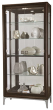 Howard Miller Sheena Curio Cabinet 680692 - Curios And More