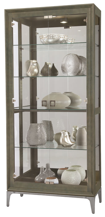 Howard Miller Sheena III Curio Cabinet 680694 - Curios And More