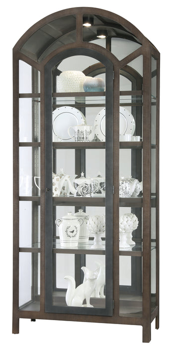 Howard Miller Reeko II Curio Cabinet 680697 - Curios And More