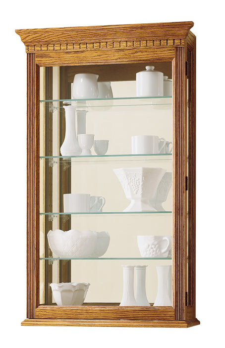 Howard Miller Montreal Curio Cabinet 685106 - Curios And More
