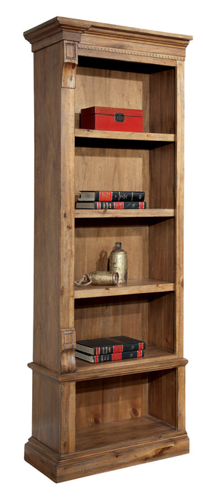 Hekman Office Wellington Hall Executive Left Pier Bookshelf 79306 - Curios And More