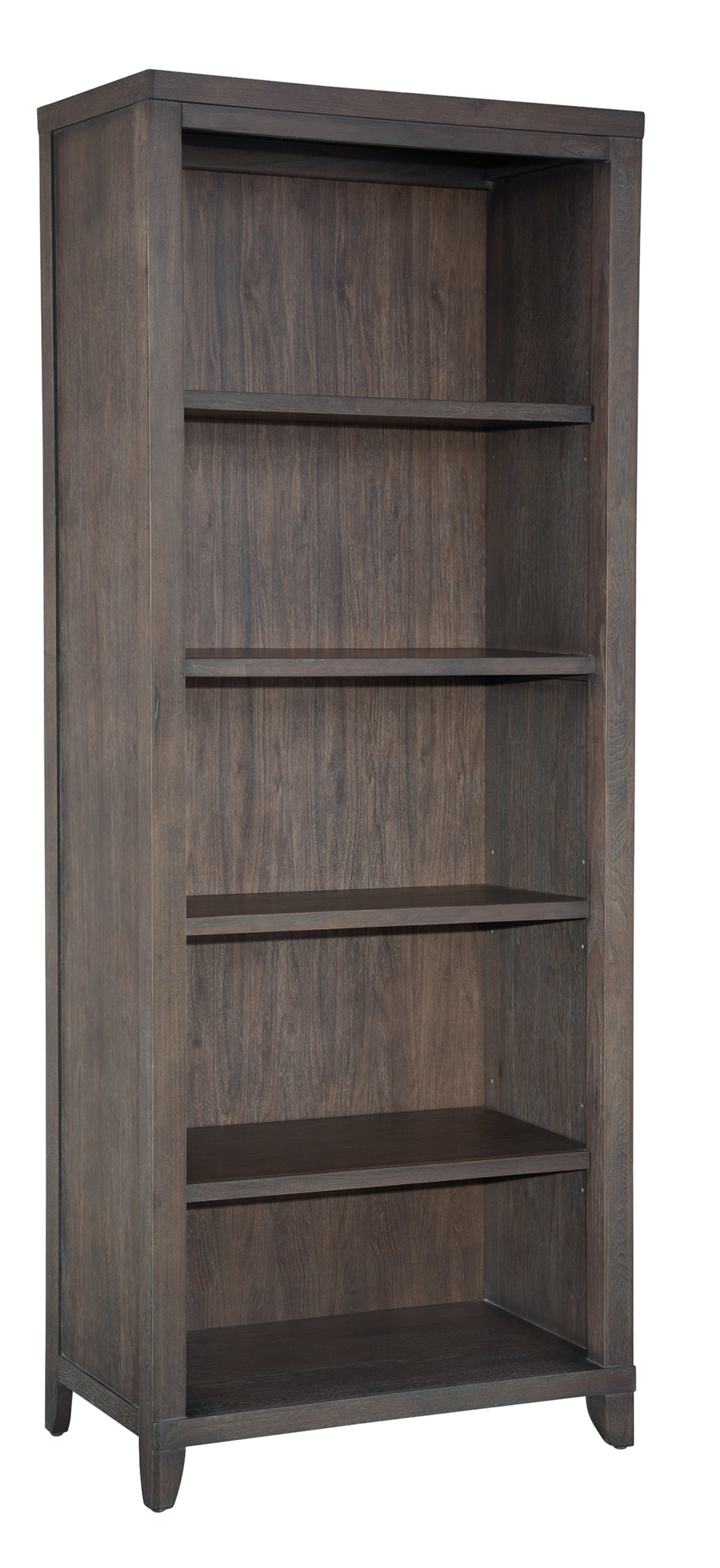 Hekman Office Urban Executive Right or Left Pier Bookshelf 79325 - Curios And More