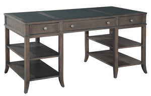Hekman Office Urban Executive Table Desk 79328 - Curios And More