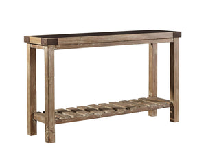 Furniture Classics Bluestone Top Console 33201H - Curios And More