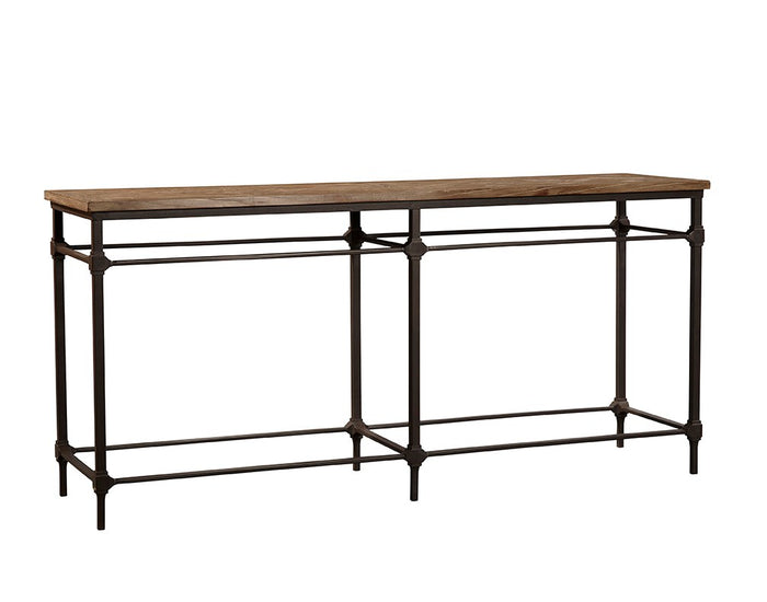Furniture Classics Coldiron Console 20-098 - Curios And More