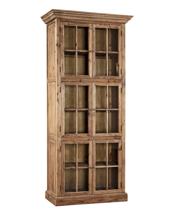 Furniture Classics Fir Single Stack Bookcase 70295 - Curios And More