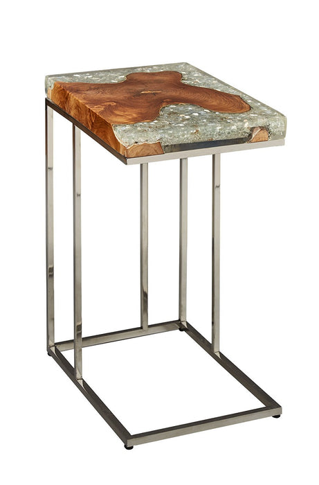 Furniture Classics Fusion End Table 01-1 - Curios And More