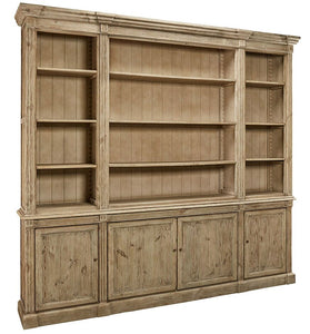 Furniture Classics Grander Bookcase 20-166A - Curios And More
