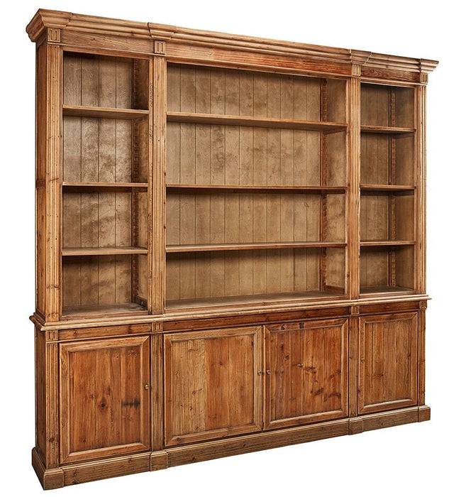 Furniture Classics Grander Bookcase 20-166 - Curios And More