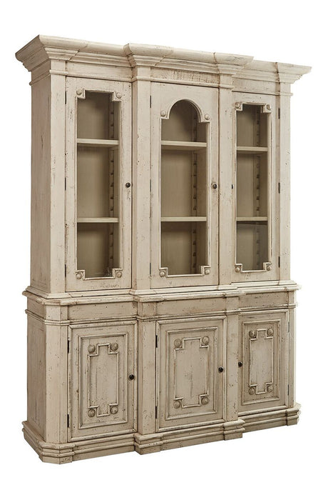 Furniture Classics Heritage China Cabinet 40-77 - Curios And More