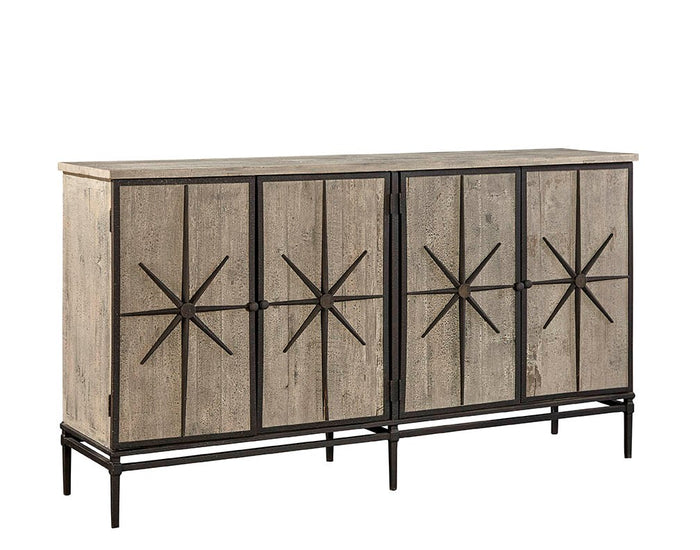 Furniture Classics Mallory Sideboard 40-46 - Curios And More