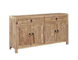 Furniture Classics Old Elm Sideboard 71061 - Curios And More