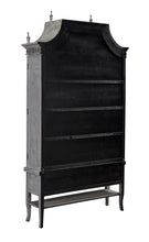 Furniture Classics Reims Cathedral Arched Cabinet 40-88BLK Back