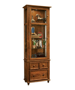 Philip Reinisch ColorTime Vista Display Cabinet 73262 - Curios And More