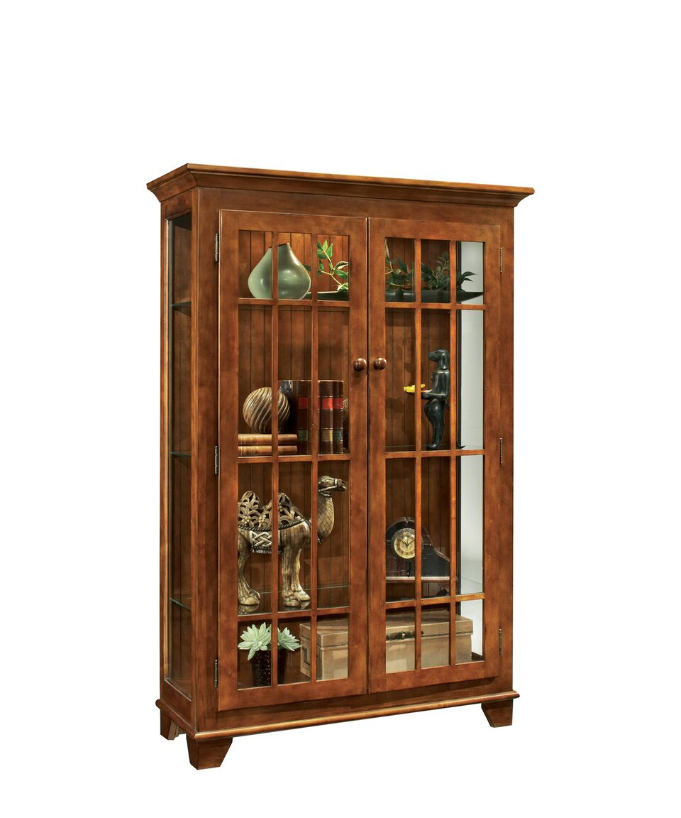 Philip Reinisch ColorTime Monterey Display Cabinet 98862 - Curios And More