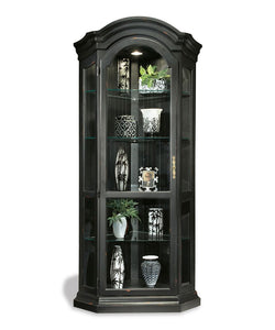 Philip Reinisch ColorTime Panorama Corner Cabinet 48957 - Curios And More