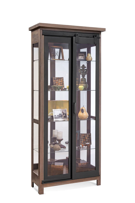 Philip Reinisch Folio Streeterville Cabinet 60053 - Curios And More
