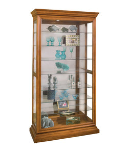 Philip Reinisch Lighthouse Manifestation Curio Cabinet 58251 - Curios And More