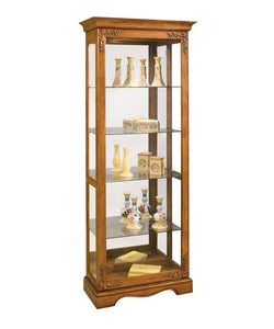 Philip Reinisch Lighthouse Andante II Curio Cabinet 62151 - Curios And More