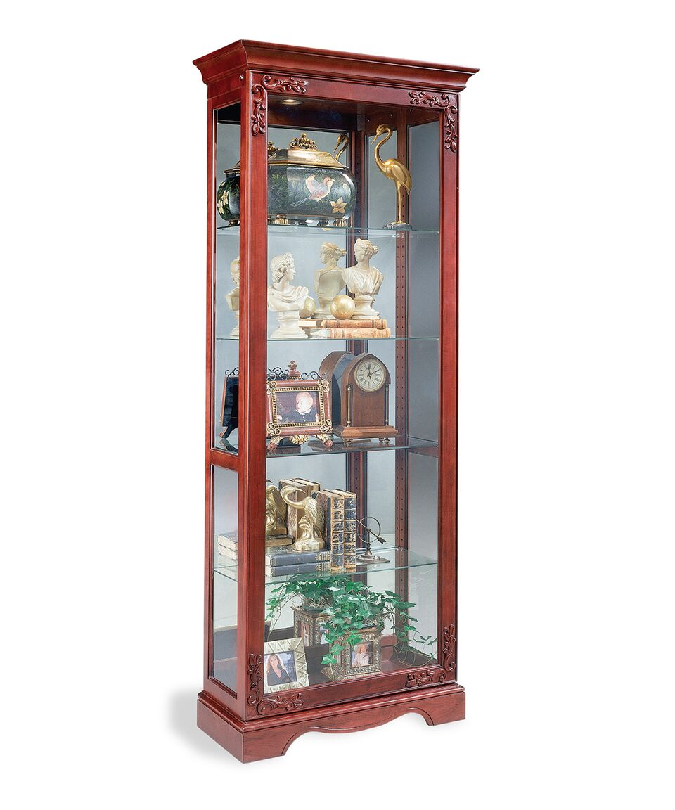 Philip Reinisch Lighthouse Andante Curio Cabinet 62182 - Curios And More