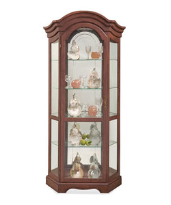 Philip Reinisch Lighthouse Stafford Curio Cabinet 741 - Curios And More