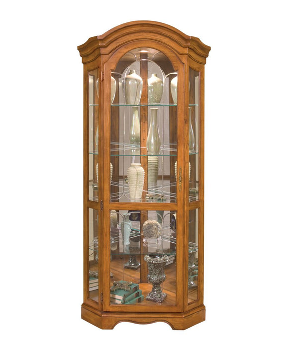 Philip Reinisch Lighthouse Barrington Corner Curio Cabinet 86951 - Curios And More