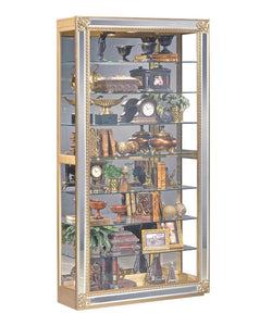 Philip Reinisch Museum Reflection Curio Cabinet 81579 - Curios And More