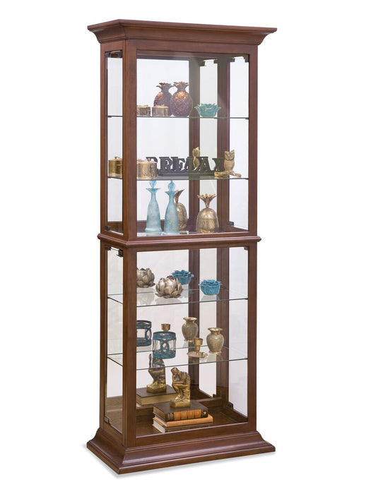 Philip Reinisch Power Fairfield II Curio Cabinet 12382 - Curios And More