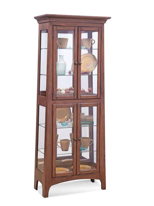 Philip Reinisch Power Lancaster III Curio Cabinet 12562 - Curios And More
