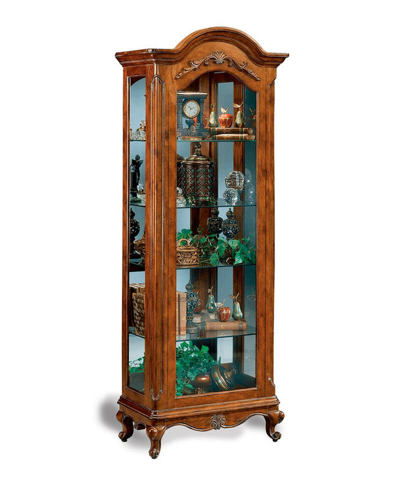 Philip Reinisch Renaissance Charlemagne Collectors Curio Cabinet 47162 - Curios And More