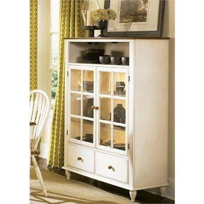 Curio Cabinet by My Liberty Furniture - Curios And More