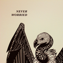 Vulture | Never Worried Poster