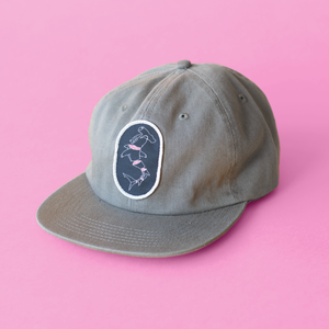 Sashimi Unstructured Hat [Olive]