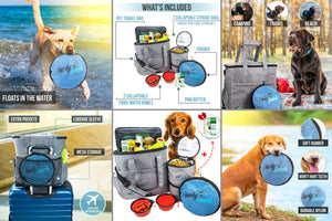 Handy Hound Pet Travel Bag